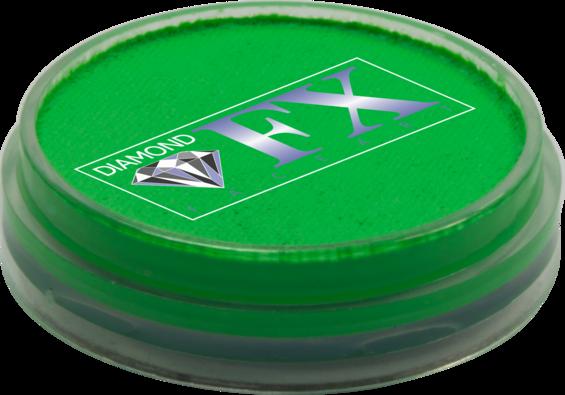 Аквагрим Diamond FX неон Зелёный 10g