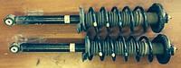 Амортизатор задний в сборе левый правый / опора / Пружина задняя 7.5 витков D12 Honda Accord CL 52610SEFE010