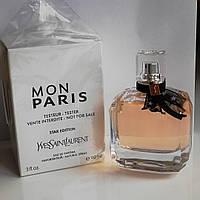 Парфюмированная вода Yves Saint Laurent Mon Paris Тестер LUX (копия) женский, фото 1
