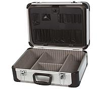 Чемодан для инструмента, алюминий 455 х 330 х 165 мм