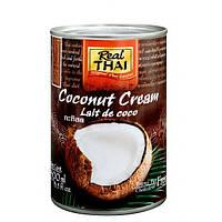 Сливки из кокоса 95% Real Thai, 400мл