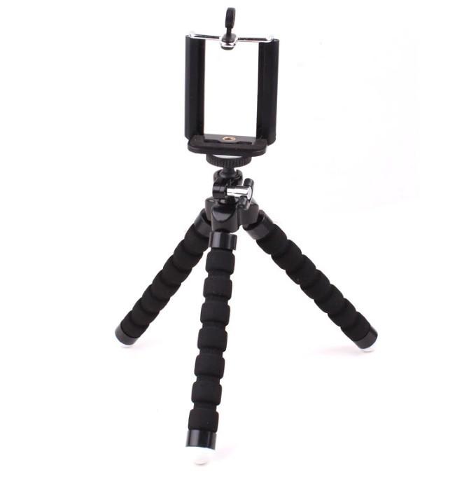 Мягкий штатив трипод, держатель для iphone, смартфона, камеры, фотоаппарата