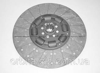 1878 080 037 Диск сцепления MAN,MERCEDES-BENZ (диаметр 430мм) (пр-во SACHS)