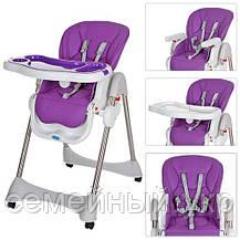 Детский стульчик для кормления Bambi M 3618, фото 2
