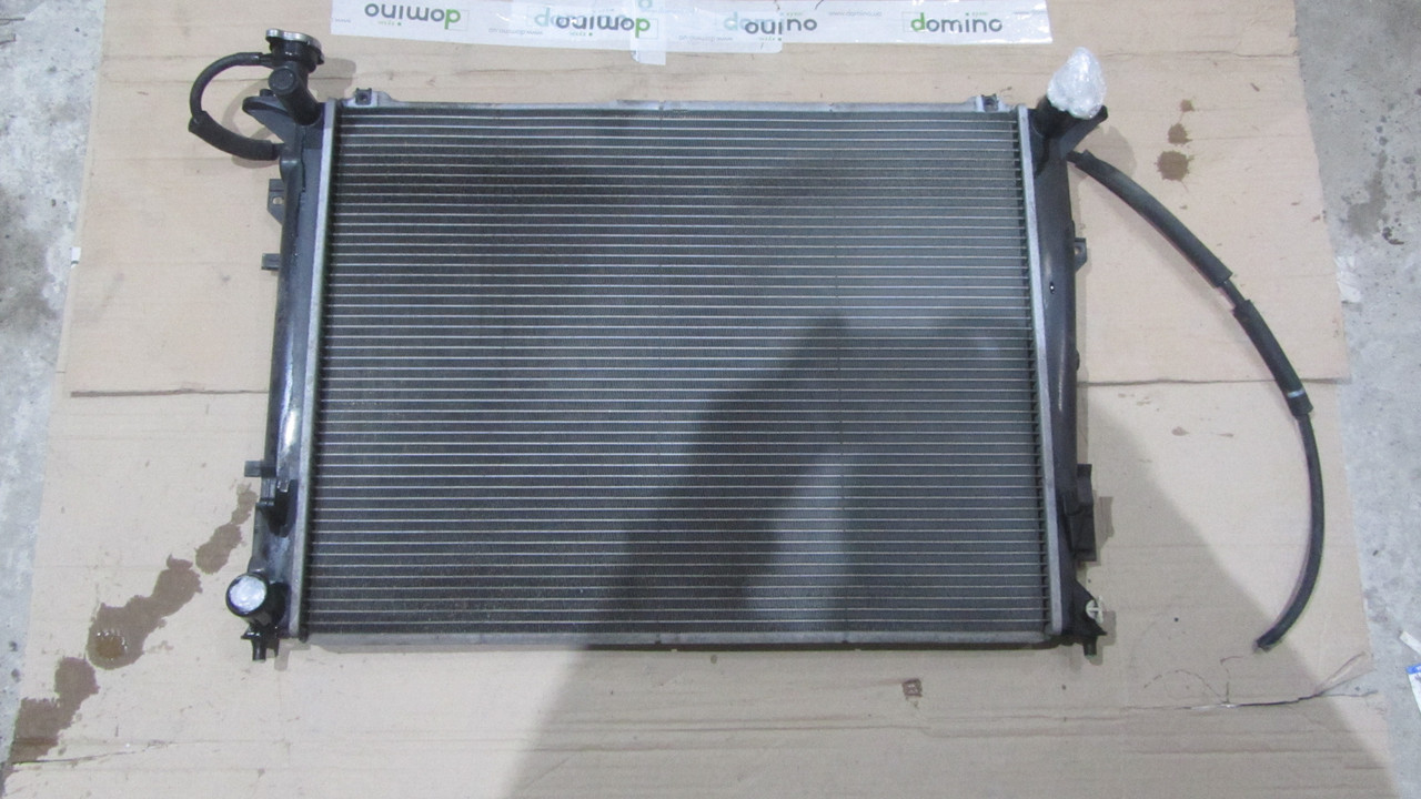 Радиатор охлаждения двигателя Kia Magentis Hyundai Sonata NF 253103K140