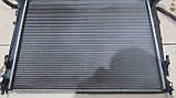 Радиатор охлаждения двигателя Kia Magentis Hyundai Sonata NF 253103K140, фото 7