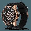 Ice Watch Ice Steel Black/Rose-Gold (016305) (размер L)