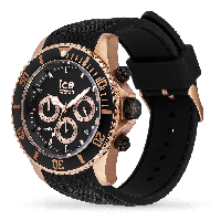 Ice Watch Ice Steel Black/Rose-Gold (016305) (размер L) , фото 1