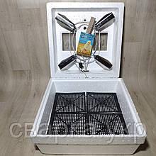 Інкубатор ламповий побутової УТОС Кривий Ріг МІ-30 ( з аналоговим терморегулятором)