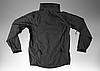 Демисезонная тактическая куртка Helikon-Tex® TROOPER Soft Shell (black), фото 2