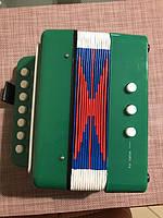 Гармошка музыкальный инструмент / roy - 6429