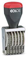 Нумератор ленточный 6-ти разрядный с высотой цифр 4 мм