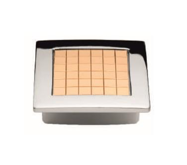 Ручка меблева Ozkardesler 5323-06/01 MADRID 32мм Хром-Золото