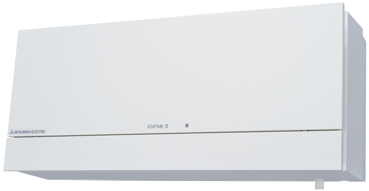 Приточно вытяжная установка с рекуперацией тепла Mitsubishi Electric Lossnay VL-100EU5-E (V 100м3)