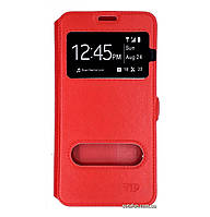 Чехол-книжка ViP 2 Window для Samsung Galaxy J5 (2016) SM-J510H Red
