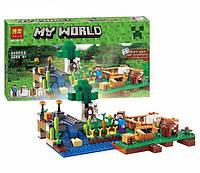 "Конструктор Bela Minecraft ""Ферма"" арт. 10175 (79044)"