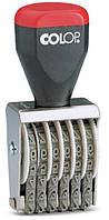 Нумератор ленточный 6-ти разрядный с высотой цифр 5 мм