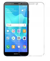 Защитное стекло для Huawei Y7 2018, 0.25 mm, 2.5D
