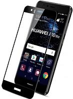 Защитное стекло для Huawei P10 2017 (0.3 мм, 3D, с олеофобным покрытием) цвет черный