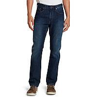Джинсы Eddie Bauer Mens Flex Jeans Slim Fit RIVER ROCK 32-32 Синие (792 9481fa52748d4