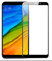 Стекло (для ремонта дисплея) Xiaomi Redmi Note 5 черный