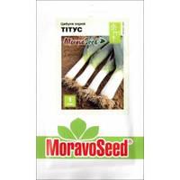 Семена Лук порей Титус 1 грамм Moravoseed