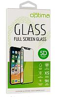 Защитное стекло для Xiaomi Mi6X/MiA2 (5D, Full Glue, с олеофобным покрытием), цвет черный