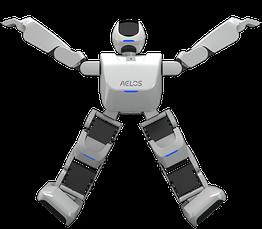 Программируемый робот Leju Robot Aelos AL-EN-E1E, КОД: 193365