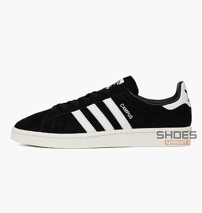 b0e198b2 Мужские кроссовки Adidas Campus Black BZ0084, оригинал купить в ...