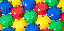 Мозаика  детская Пазлы 40 деталей, фото 2