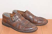 Кожаная мужская обувь Am Shoe   б/у из Германии