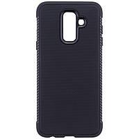 TPU чехол Weave для Samsung Galaxy A6 Plus (2018), фото 1
