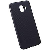 TPU чехол Carbon для Samsung J400F Galaxy J4 (2018), фото 1