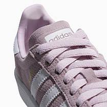 Женские кроссовки Adidas Campus Junior Pink CQ2943, оригинал, фото 3