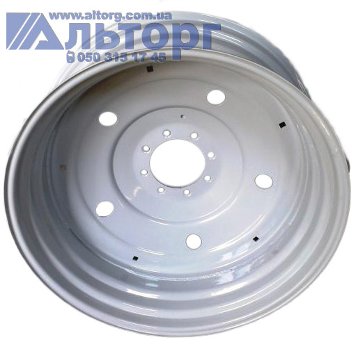 Колесо DW15Lx38 - КрКЗ