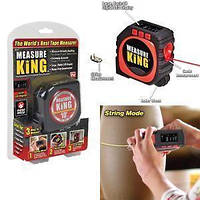 Цифровая лазерная рулетка king measure