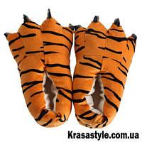 Монстр тапки Тигра 28-45 размеры