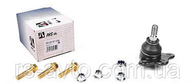 Опора кульова (передня, знизу) Fiat Doblo, Фіат Добло 01- (під ухилом) 93-00187-056
