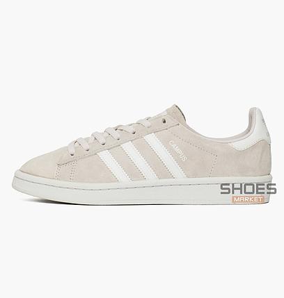 a65d1225 Женские кроссовки Adidas Campus W Beige CQ2106, оригинал купить в ...