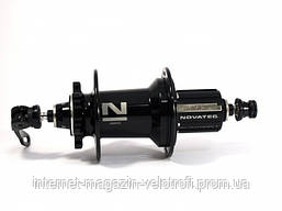 Втулка задняя Novatec XD642SB/A-QR-ABG-32H-BLK