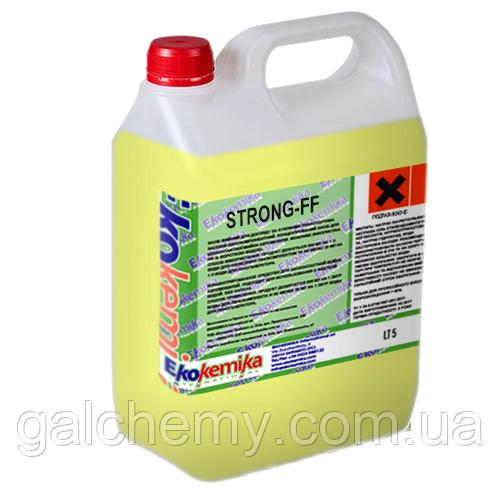 Высокоэффективное кислотное средство Strong FF 1 л