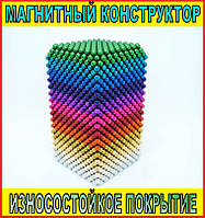 НЕОКУБ, NeoCube  радуга-самая красивая игрушка, 216шт, 5мм