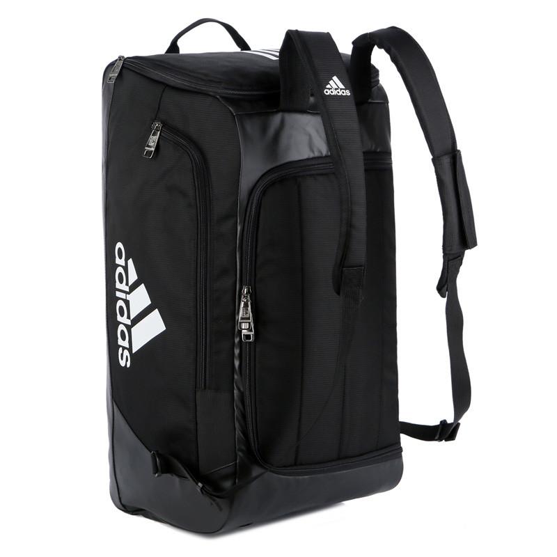 """Чоловіча спортивна сумка-рюкзак """"Adidas"""" 50 л"""