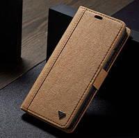 """Чехол-книжка Whatif с визитницей (накладка под магнитный держатель) для Apple iPhone X (5.8""""), фото 1"""