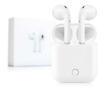 Бездротові навушники Bluetooth iFans HBQ I8X TWS білі