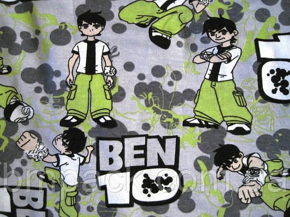 Пижама детская кулир БенТен размер 98-116, фото 2