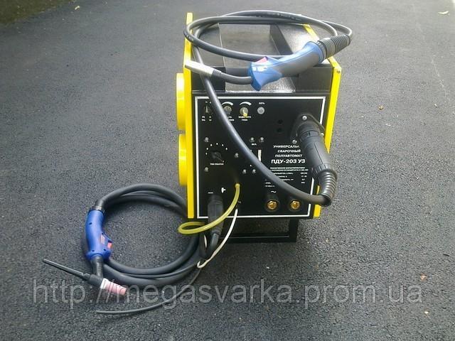 Сварочные полуавтоматы типа ПДУ-203-У3