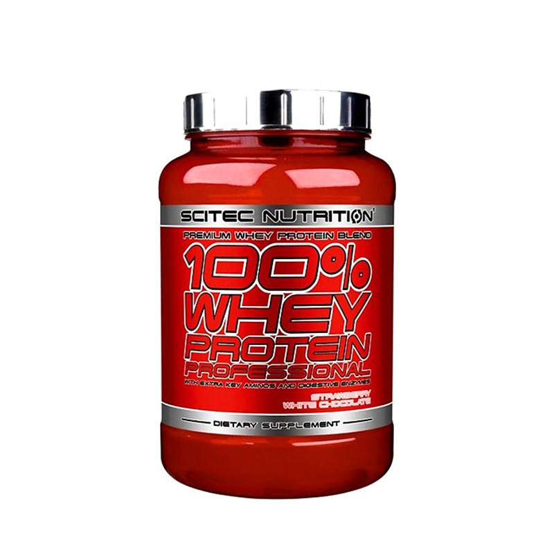 Scitec Nutrition 100% Whey Protein Professional 920 г