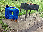 "Канистра экспедиционная ""Экстрим плюс"" 20 литров (синяя), фото 10"