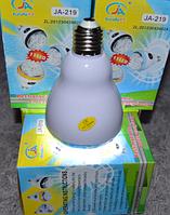 Лампа светодиодная со встроенным аккумулятором!